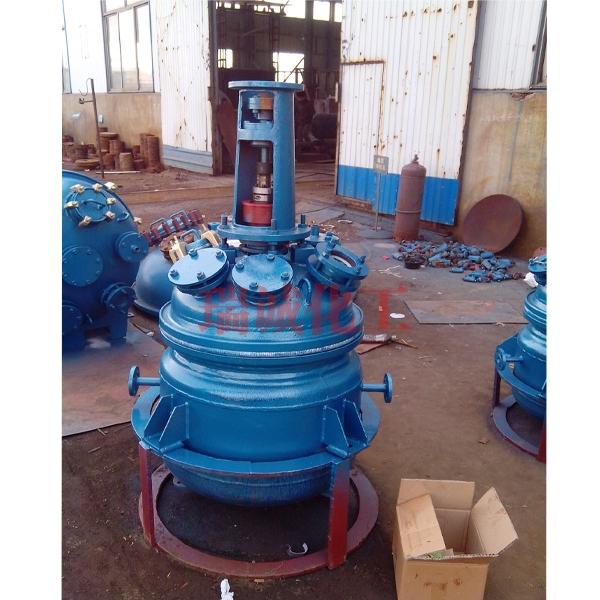 K50L~500L搪玻璃反应罐