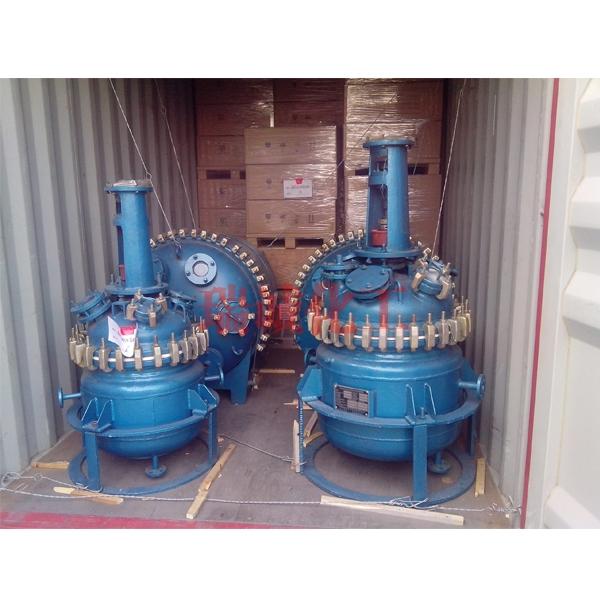 K100L~1000L搪玻璃反应罐