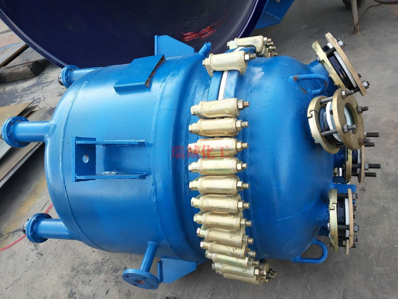 K200L搪玻璃电加热反应罐