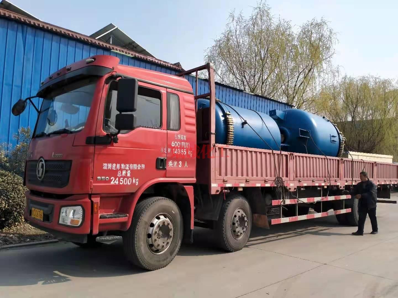 K3000L搪玻璃反应罐