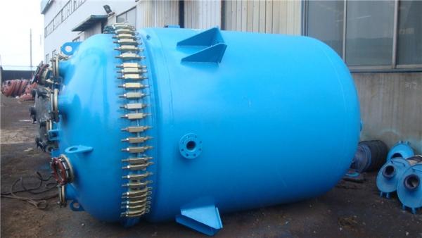 K1000L~5000L搪玻璃反应罐