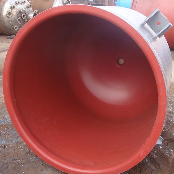 碳钢衬塑、衬四氟储罐
