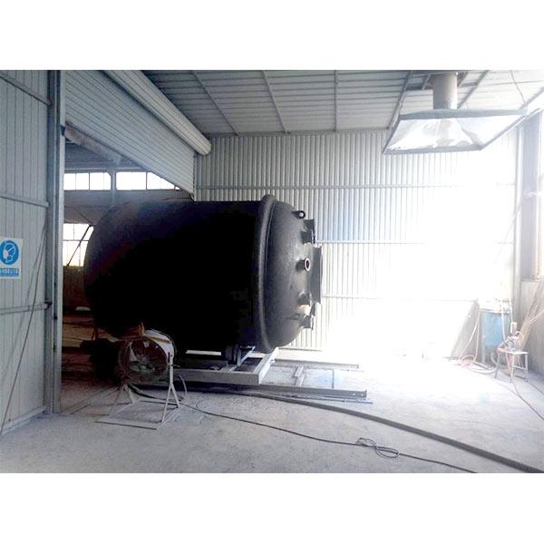 F6300L~12500L搪玻璃反应釜
