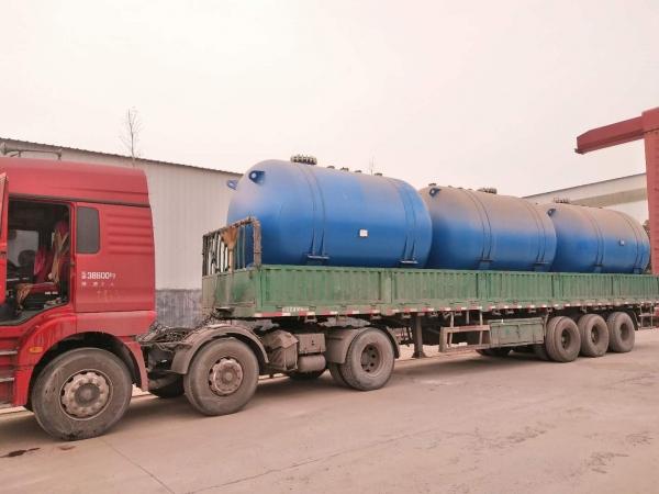 W16000L搪玻璃储罐