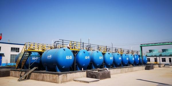 浙江W16000L搪玻璃贮罐