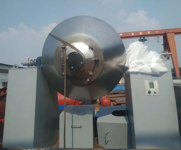 湖北1000L搪玻璃双锥干燥机
