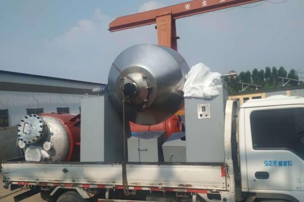 湖北1000L搪玻璃双锥干燥机/1000L不锈钢储罐